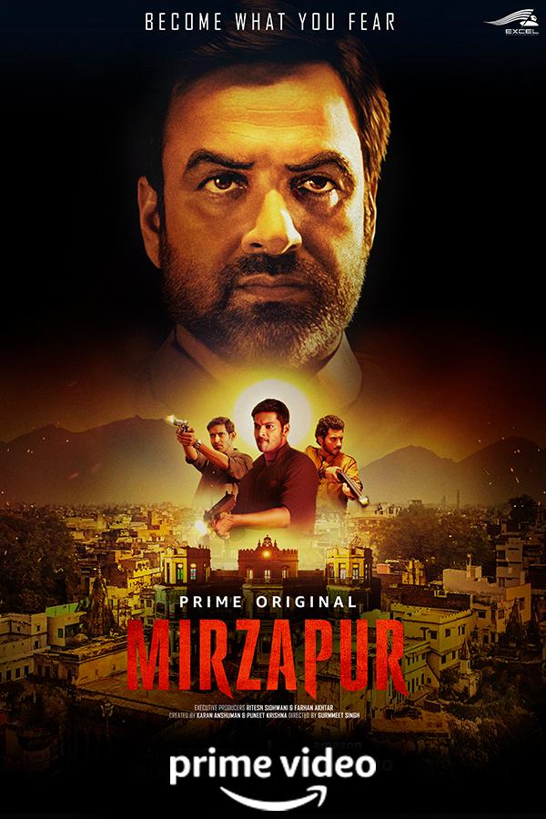 Watch Movie Mirzapur - Season 1