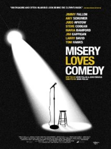 Watch Movie Misery Loves Comedy
