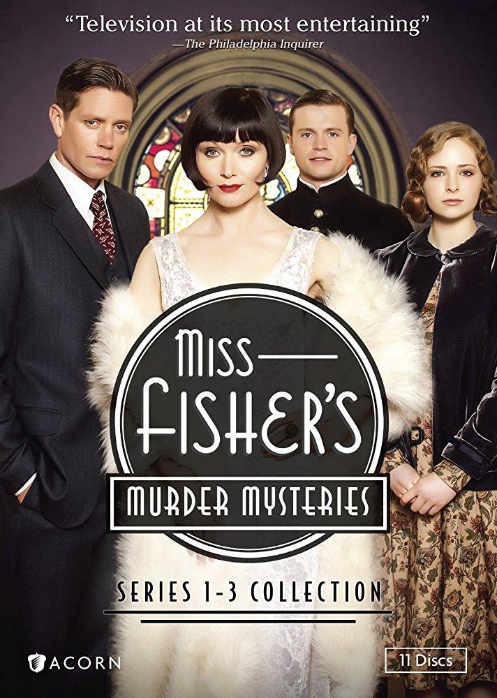 Watch Movie Miss Fisher's Murder Mysterie - Season 1