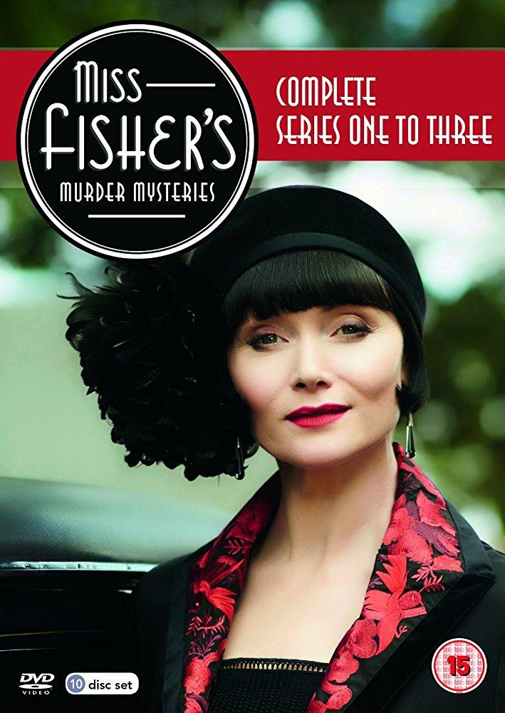 Watch Movie Miss Fisher's Murder Mysteries - Season 1
