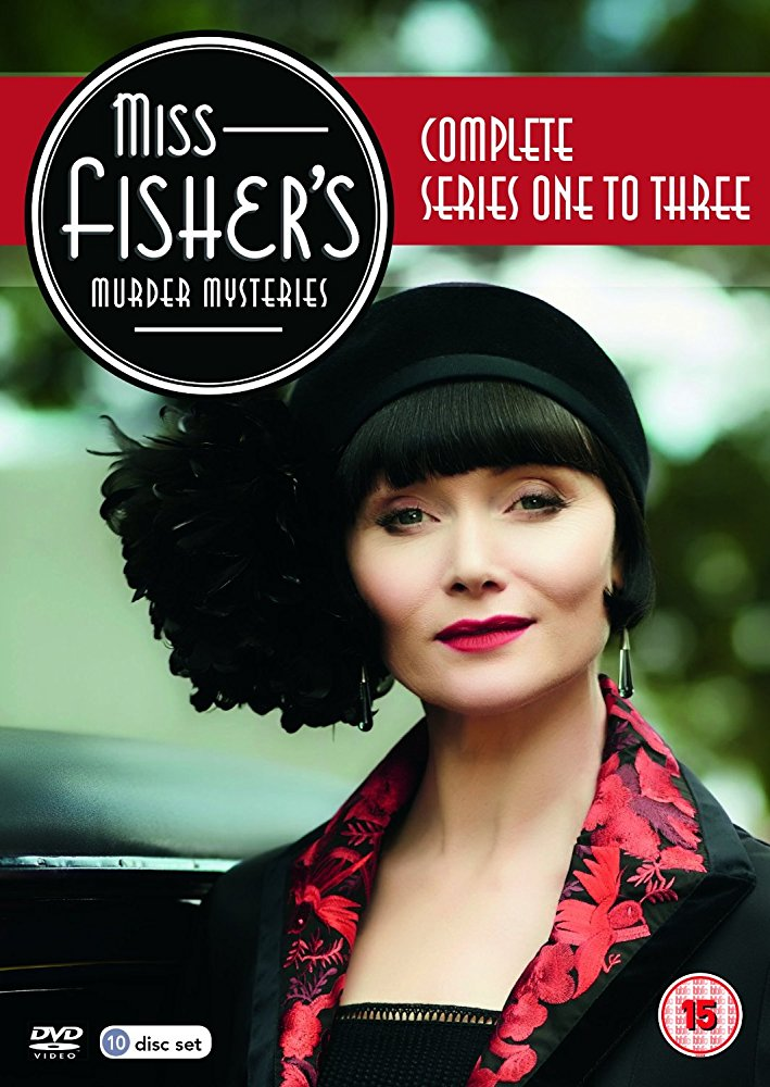 Watch Movie Miss Fisher's Murder Mysteries - Season 3