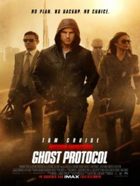 Watch Movie Mission Impossible Ghost Protocol