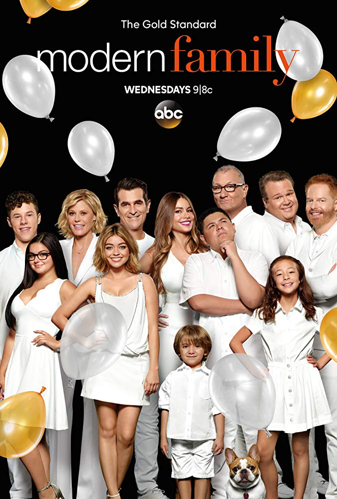 Watch Movie Modern Family - Season 10