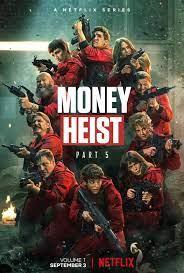 Watch Movie Money Heist - Season 5