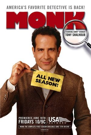 Watch Movie Monk - Season 1