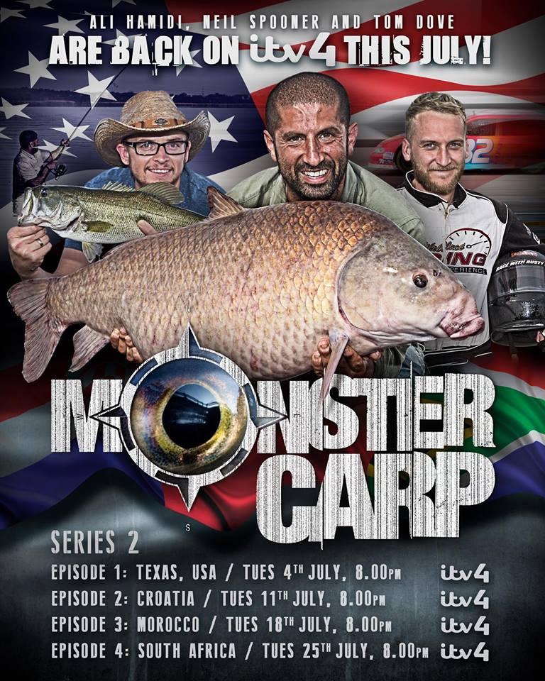 Watch Movie Monster Carp - Season 2