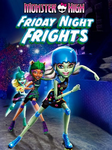 Watch Movie Monster High: Friday Night Frights