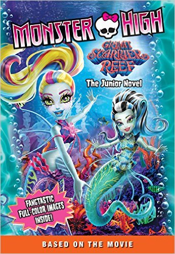 Watch Movie Monster High: Great Scarrier Reef