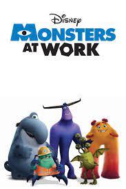 Watch Movie Monsters at Work - Season 1