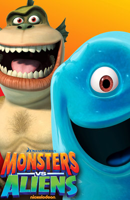Watch Movie Monsters vs Aliens - Season 1