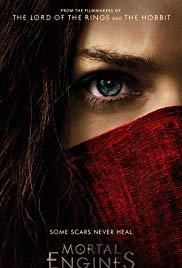 Watch Movie Mortal Engines