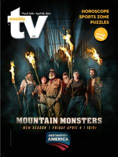 Watch Movie Mountain Monsters - Season 4