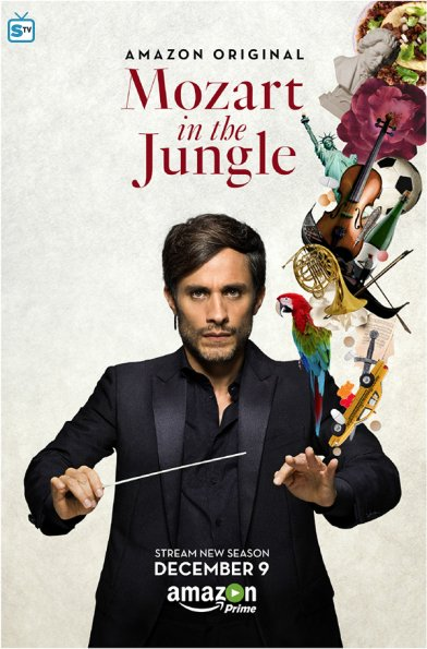 Watch Movie Mozart in the Jungle - Season 3