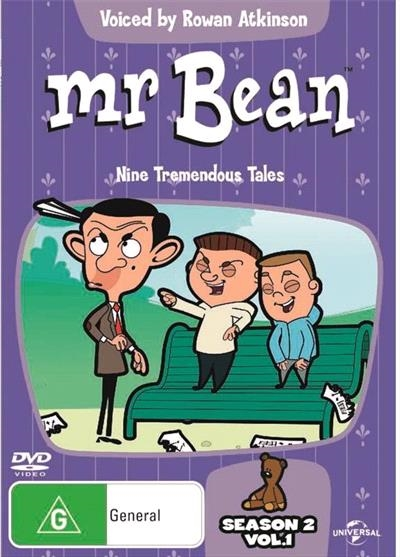 Watch Movie Mr. Bean: The Animated Series - Season 2