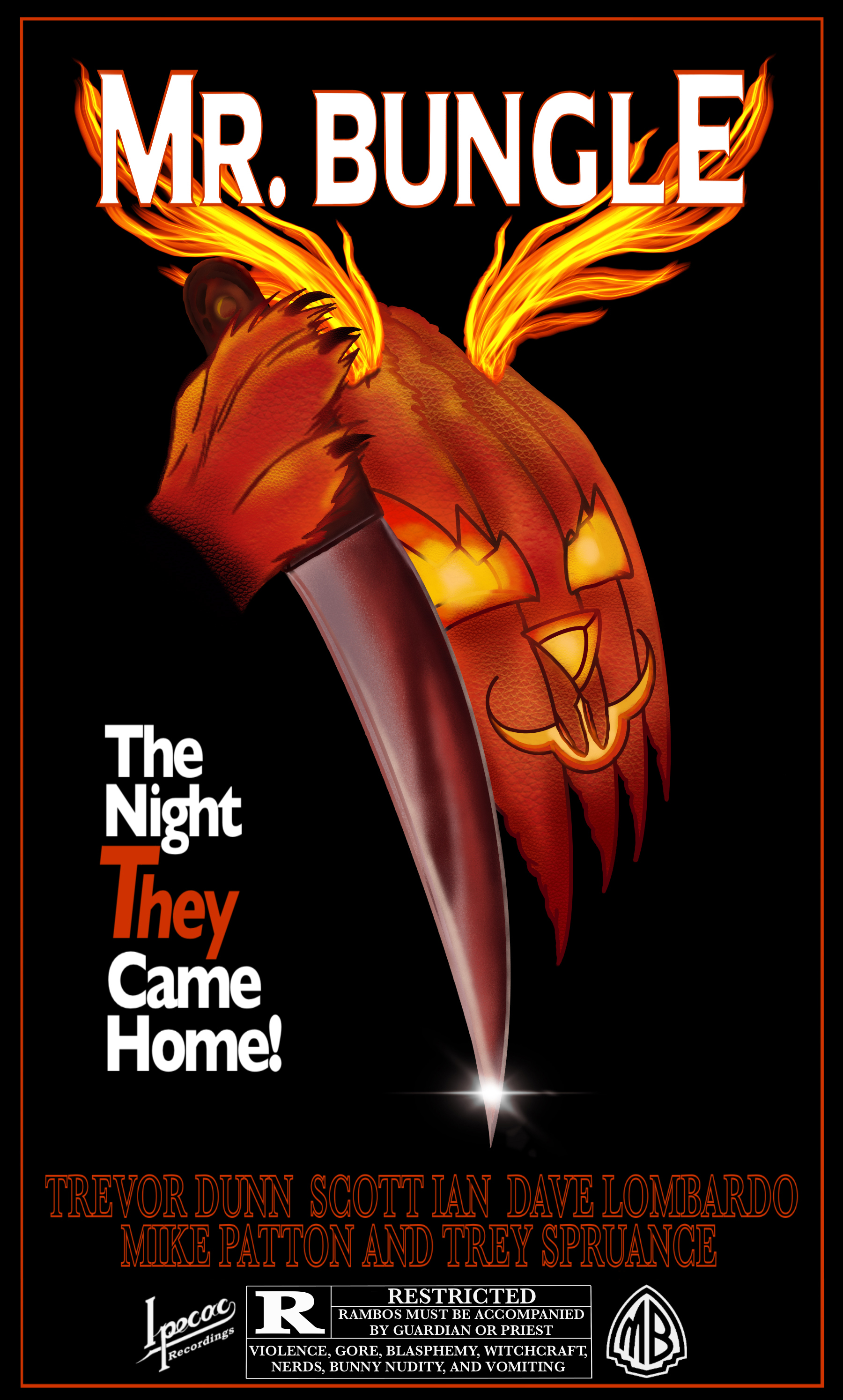 Watch Movie Mr. Bungle: The Night They Came Home