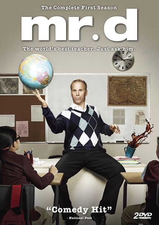 Watch Movie Mr. D - Season 8