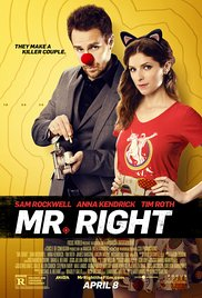 Watch Movie Mr Right (2015)