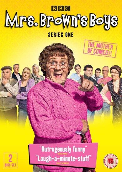 Watch Movie Mrs. Browns Boys - Season 1