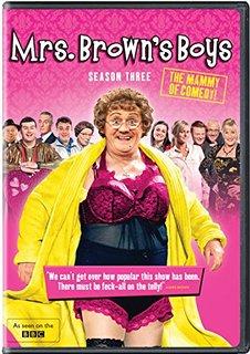 Watch Movie Mrs. Browns Boys - Season 3