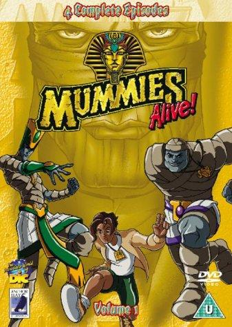 Watch Movie Mummies Alive!