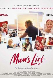 Watch Movie Mum's List