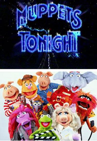 Watch Movie Muppets Tonight - Season 1