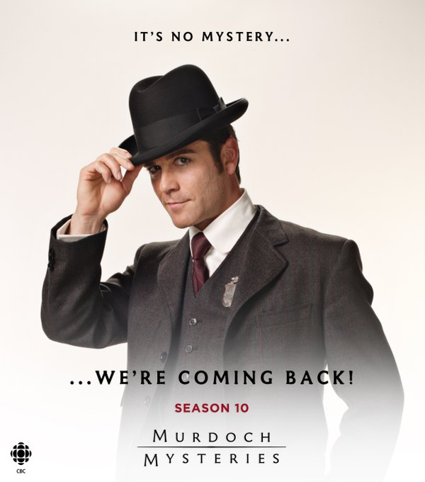 Watch Movie Murdoch Mysteries - Season 10