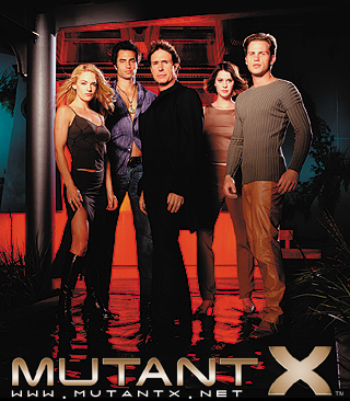 Watch Movie Mutant X - Season 02