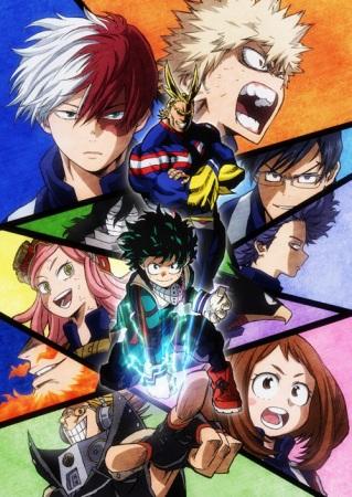 Watch Movie My Hero Academia - Season 2