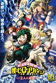 Watch Movie My Hero Academia: Two Heroes