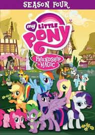 Watch Movie My Little Pony: Friendship Is Magic season 4