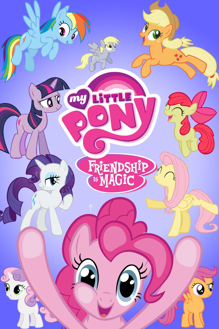 Watch Movie My Little Pony Friendship Is Magic - Season 6
