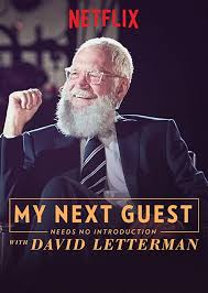 Watch Movie My Next Guest Needs No Introduction with David Letterman - Season 1