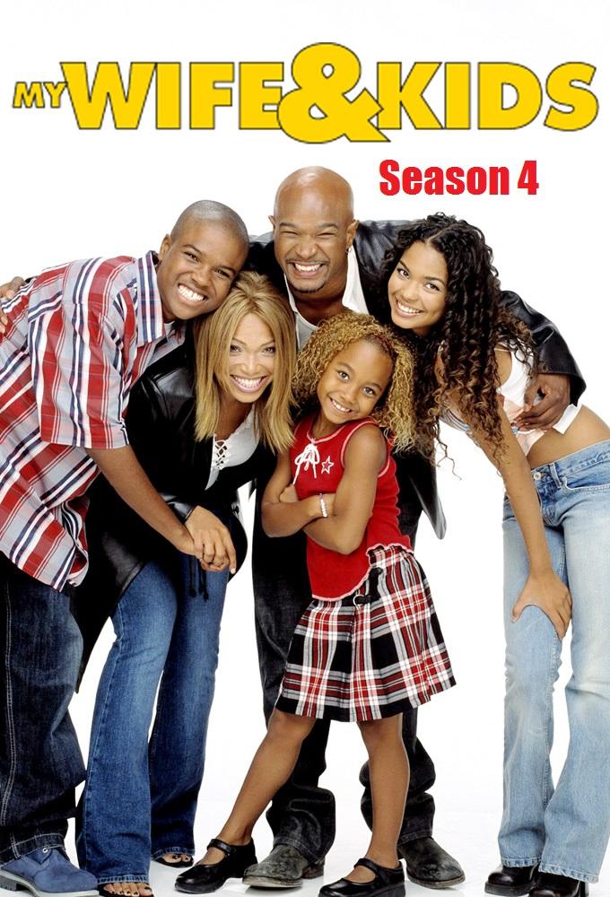 Watch Movie My Wife And Kids - Season 4