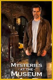 Watch Movie Mysteries at the Museum - Season 22