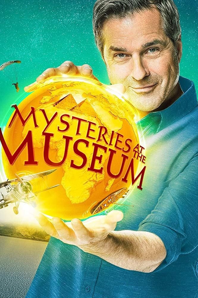 Watch Movie Mysteries at the Museum - Season 23