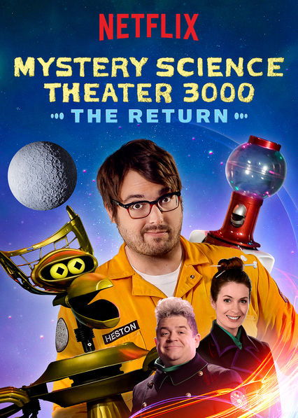 Watch Movie Mystery Science Theater 3000: The Return - Season 1