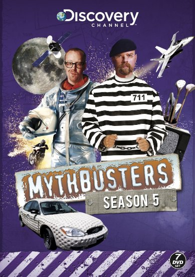 Watch Movie MythBusters - Season 5