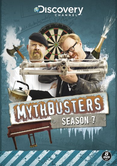 Watch Movie MythBusters - Season 7