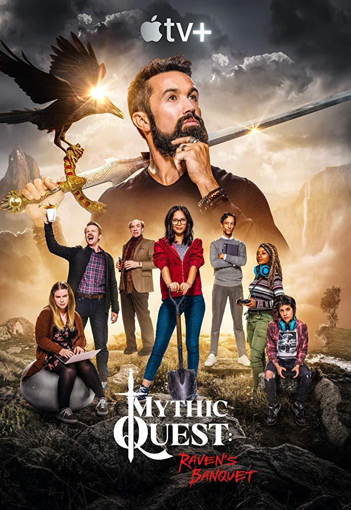 Watch Movie Mythic Quest: Raven's Banquet - Season 1