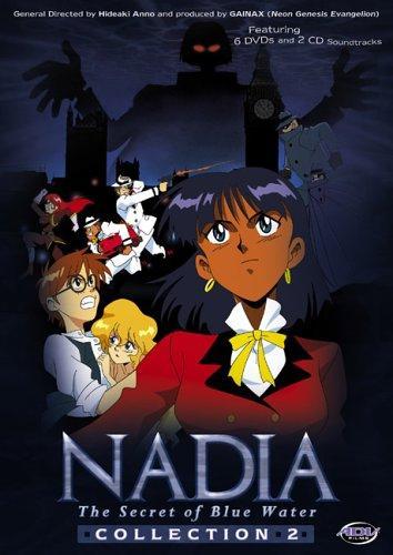 Watch Movie Nadia: Secret of the Blue Water