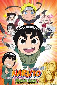 Watch Movie Naruto Spin-Off: Rock Lee & His Ninja Pals