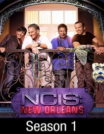 Watch Movie NCIS New Orleans - Season 1