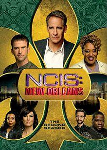 Watch Movie NCIS: New Orleans - Season 4