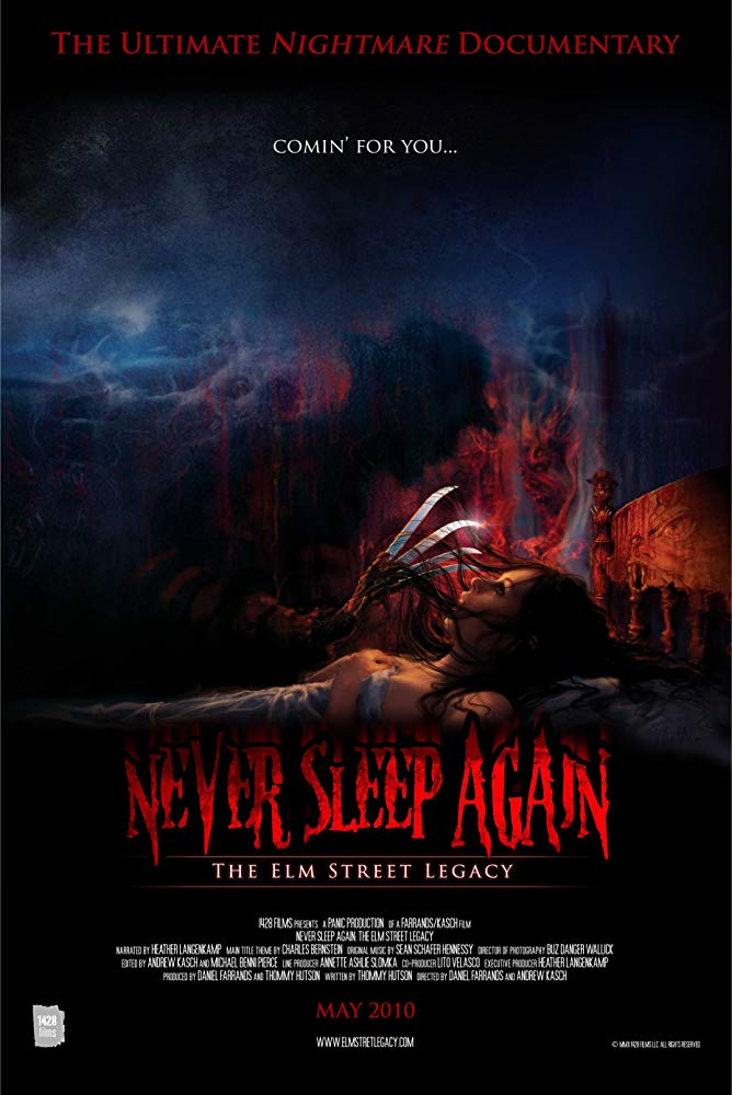 Watch Movie Never Sleep Again: The Elm Street Legacy - Season 1