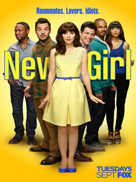 Watch Movie New Girl - Season 4