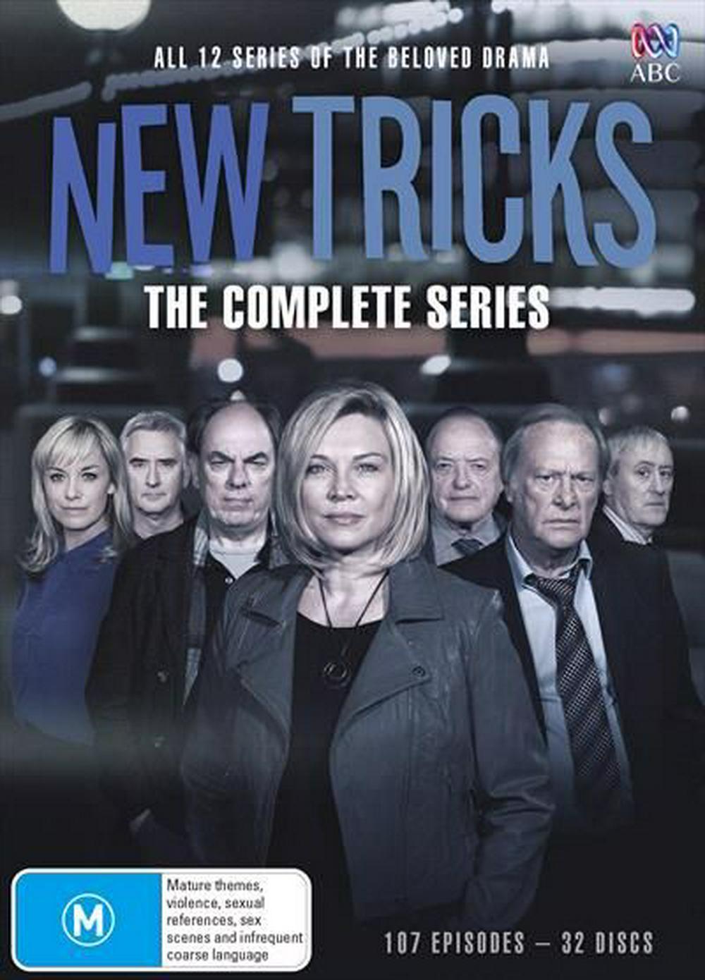 Watch Movie New Tricks - Season 8