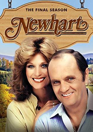 Watch Movie Newhart - Season 8
