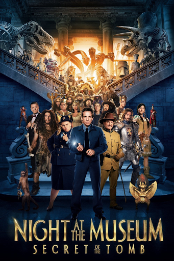 Watch Movie Night At The Museum: Secret Of The Tomb