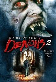 Watch Movie Night of the Demons 2